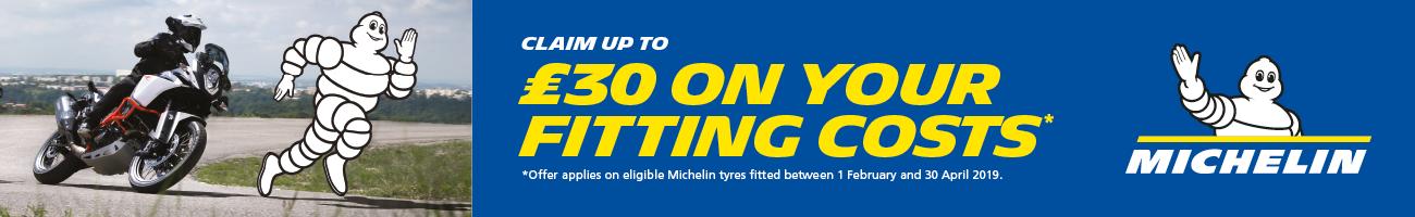 Michelin Tyres Fitting Offer
