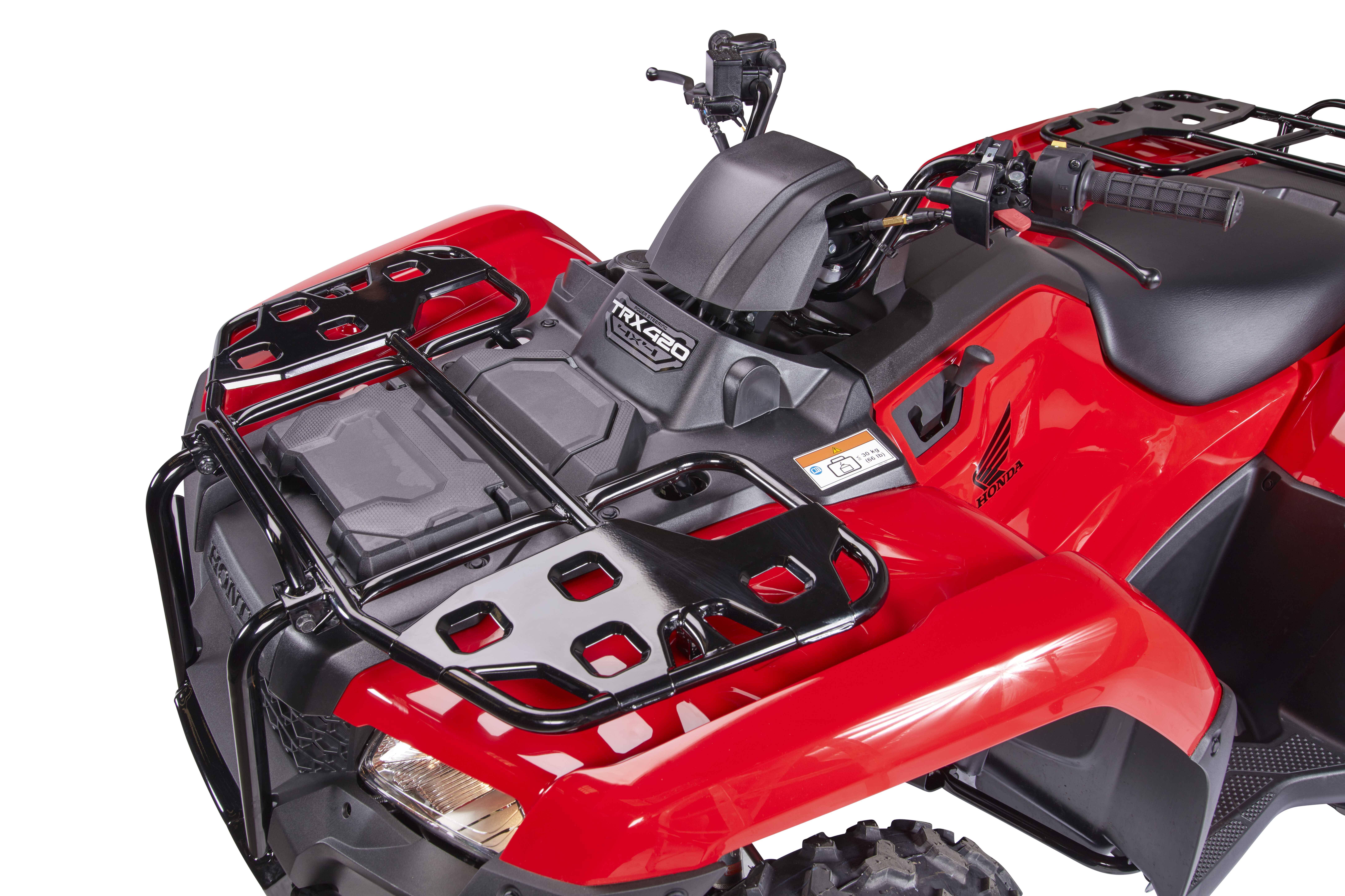 Image of 2020 Fourtrax 420 4wd range