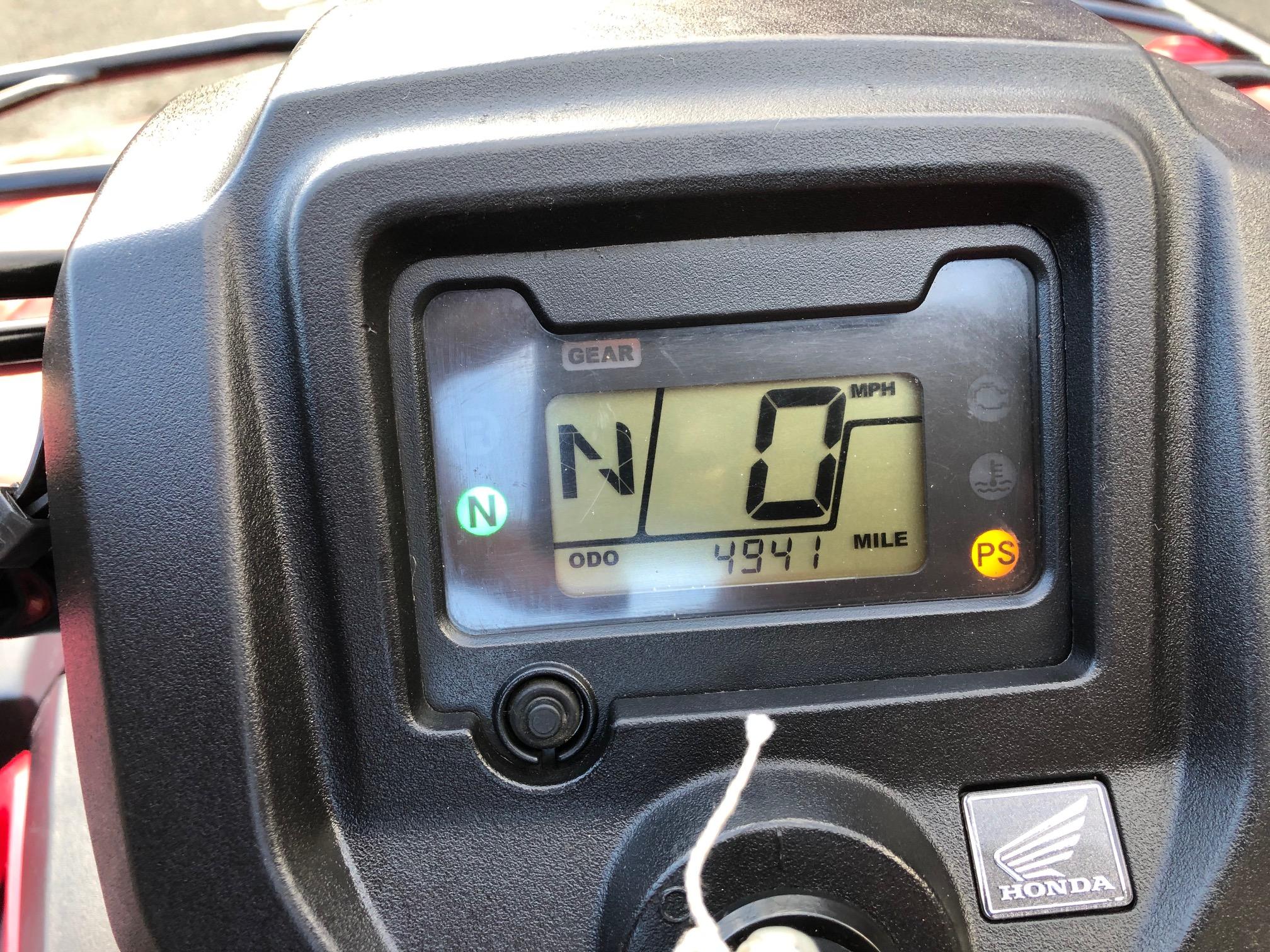 Image of 2014 Honda TRX420FM2