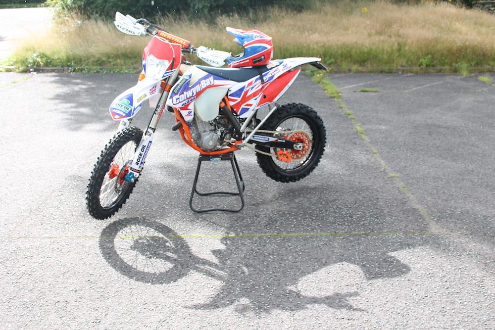 Colwyn Bay Motorcycles Ktm
