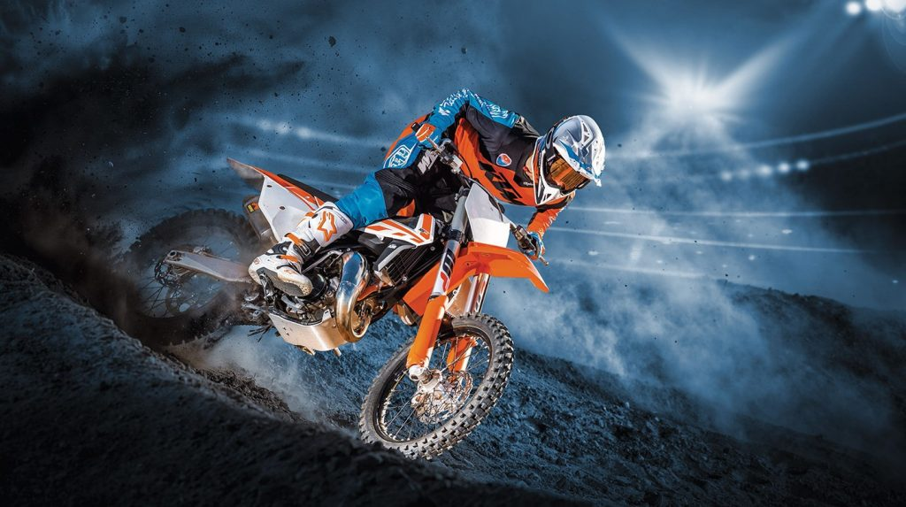 2020 KTM 125 SX coming soon to Colwyn Bay KTM, pre-order now