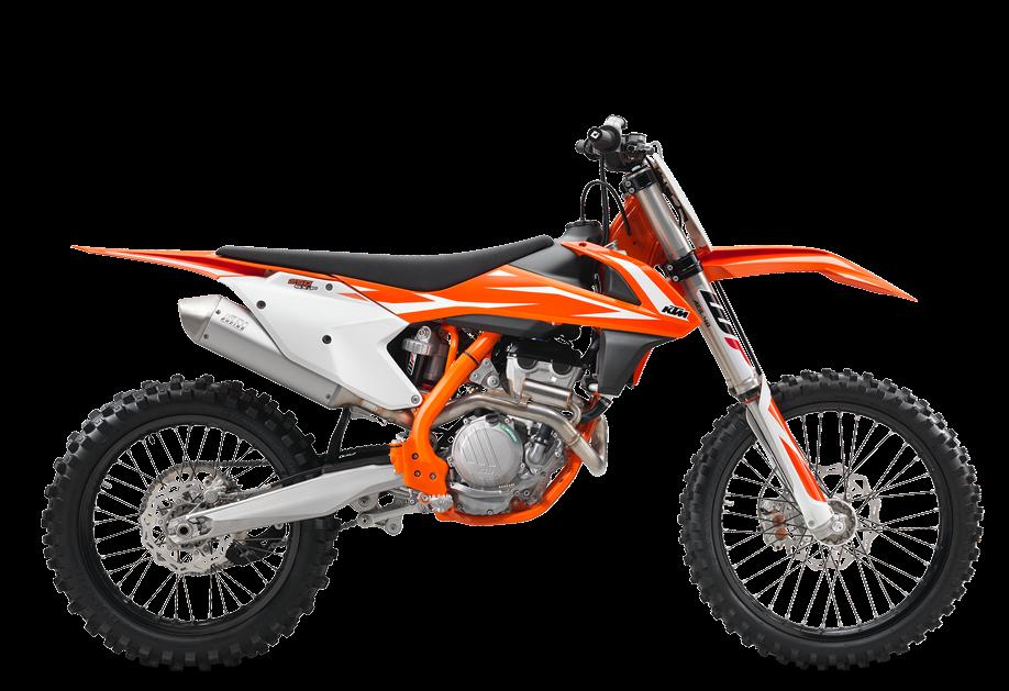 250 SX-F 2018