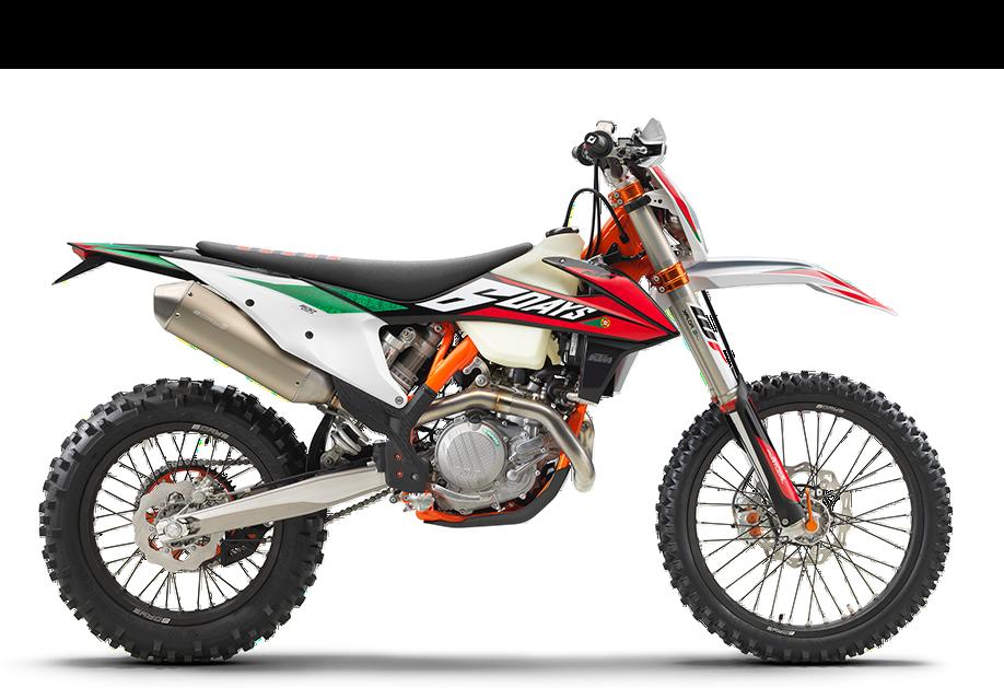 KTM 500 EXC SIX DAYS 2020
