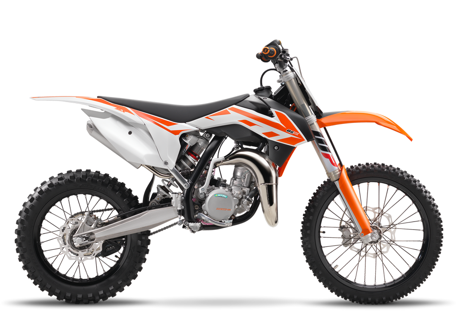 KTM 85 SX Small Wheel