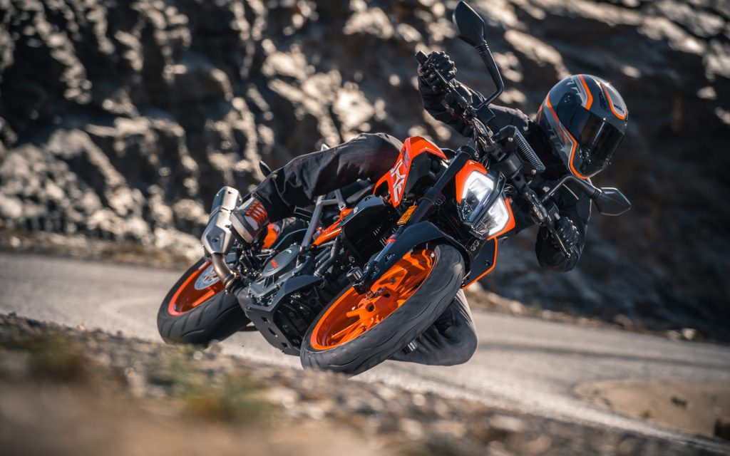 ktm 390 duke 2017 naked street bike at colwyn bay ktm