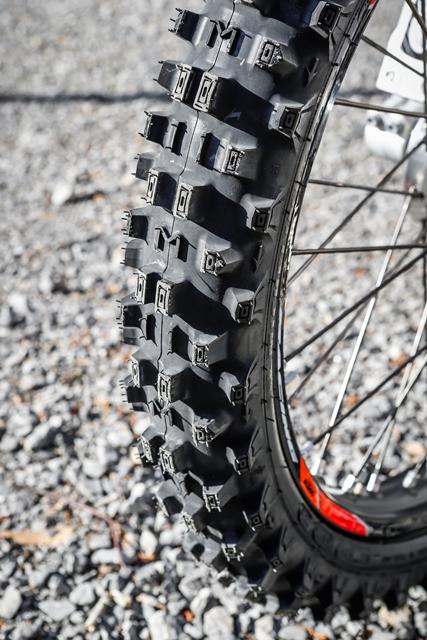 new Michelin Enduro Tyres