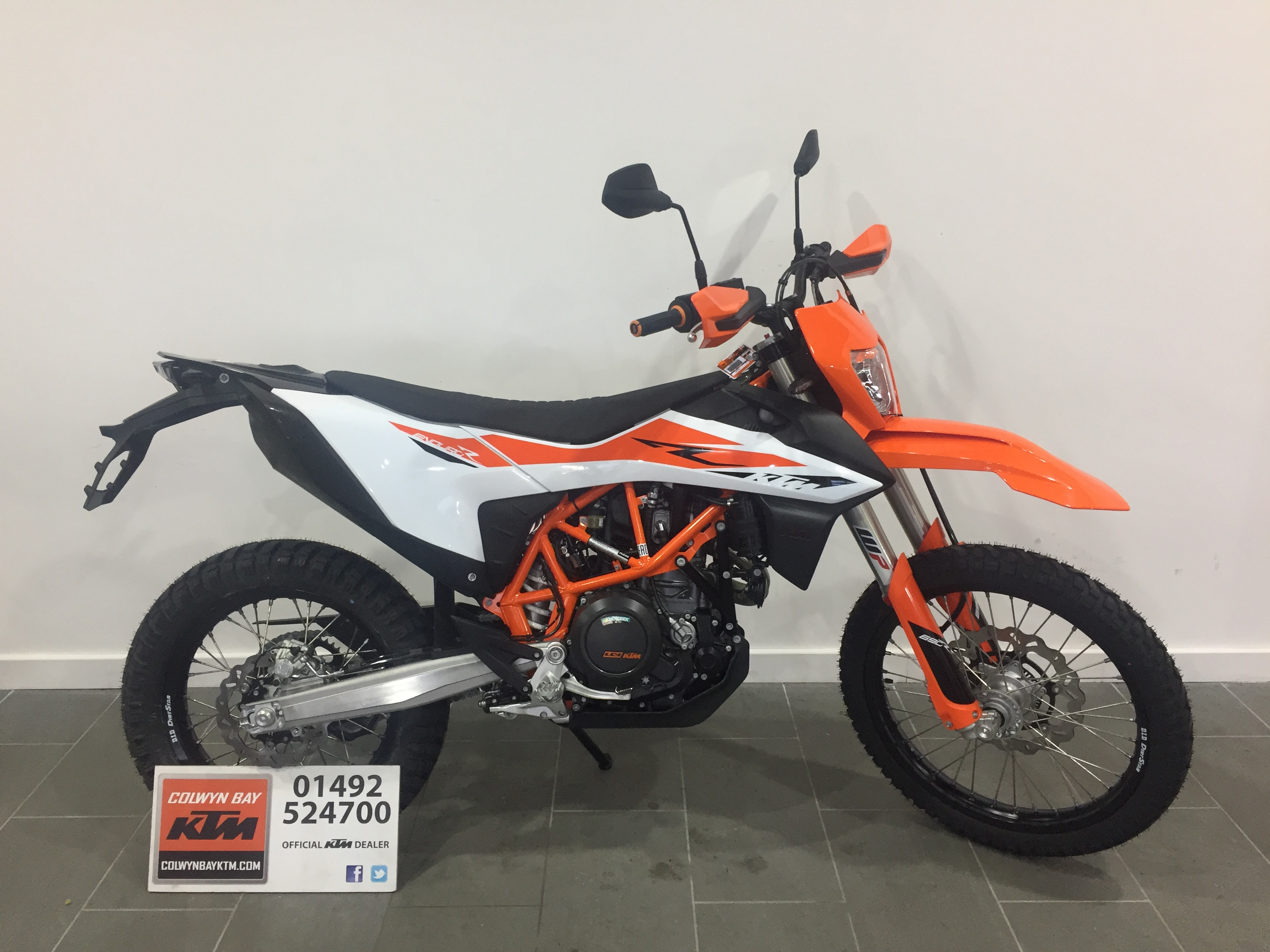 2019 690 Enduro R