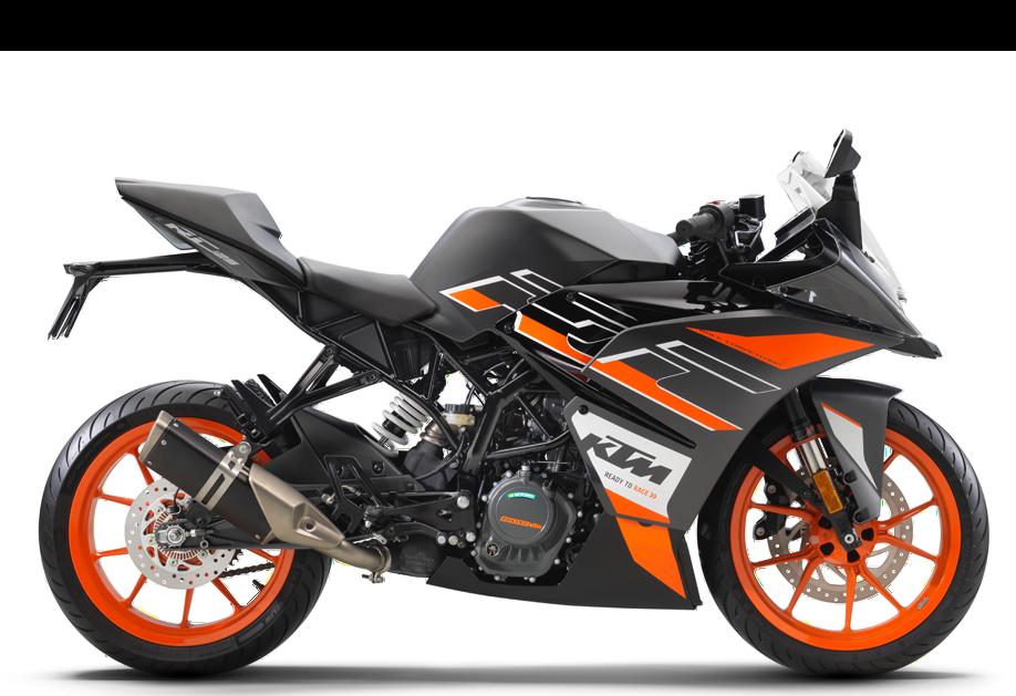 2020 KTM RC125