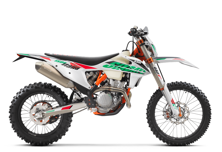 2021 KTM 350 EXC-F Six Days