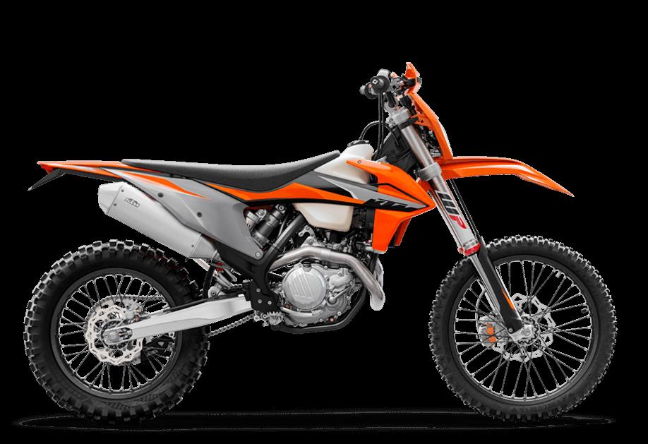 2021 KTM 450 EXC-F