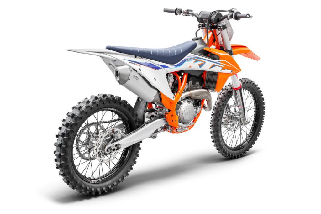 2022 KTM 250 SX-F