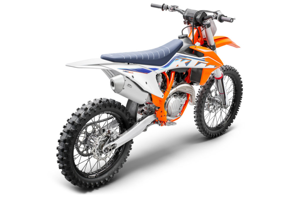 2022 KTM 450 SX-F