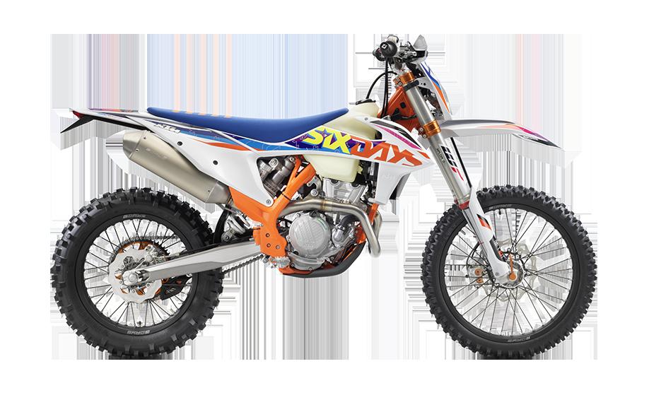 2022 KTM 350 EXC-F Six Days