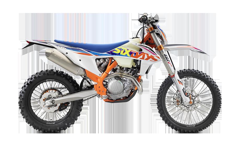 2022 KTM 450 EXC-F Six Days