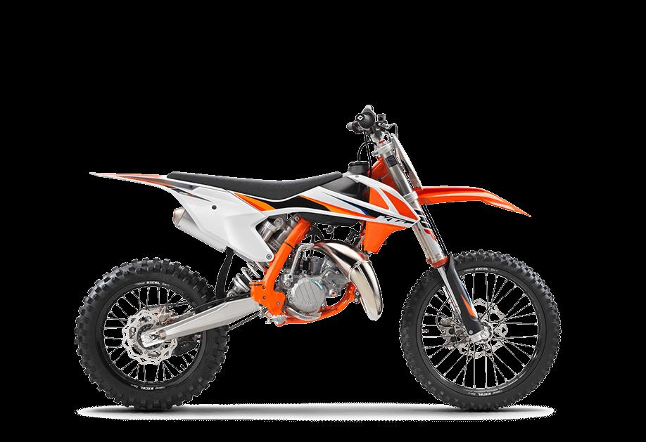 2022 KTM 85 SX Small Wheel
