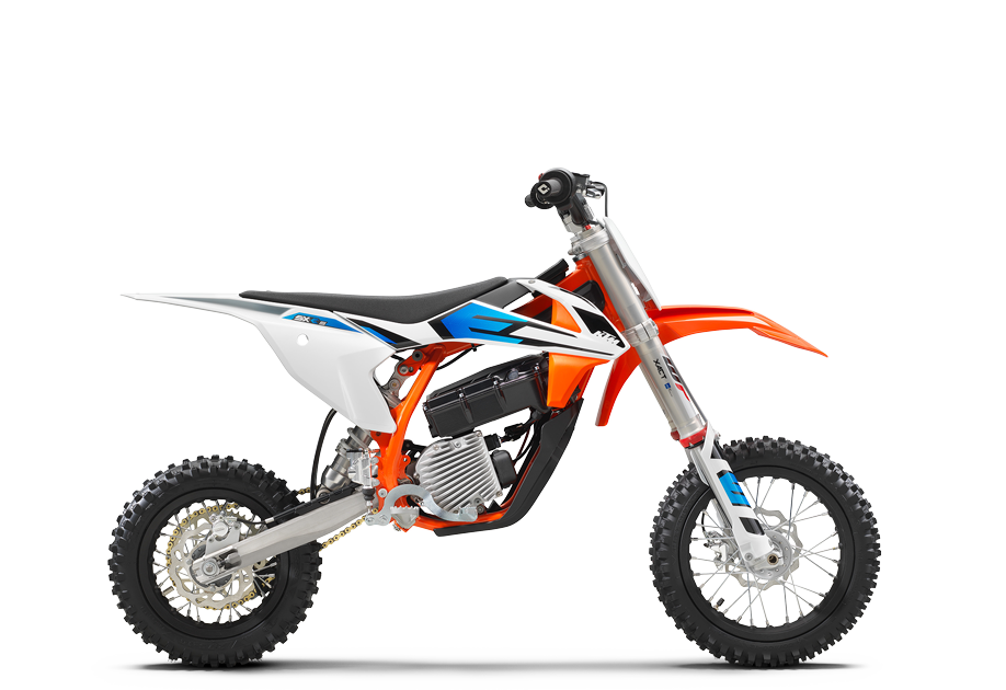 2022 KTM SX E5