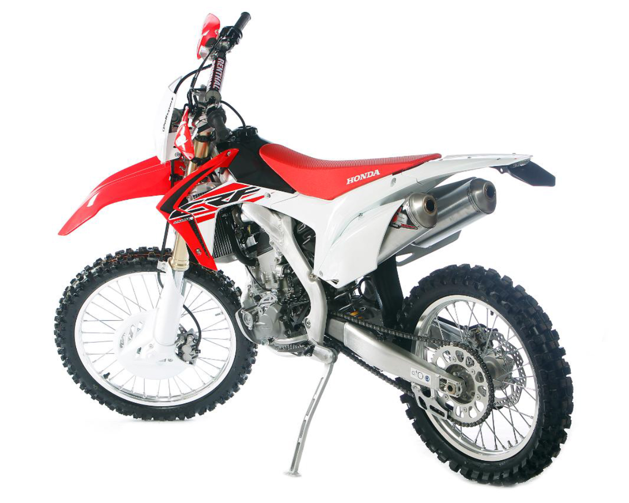 Road Legal Crf250r Now Available At Colwyn Bay Honda