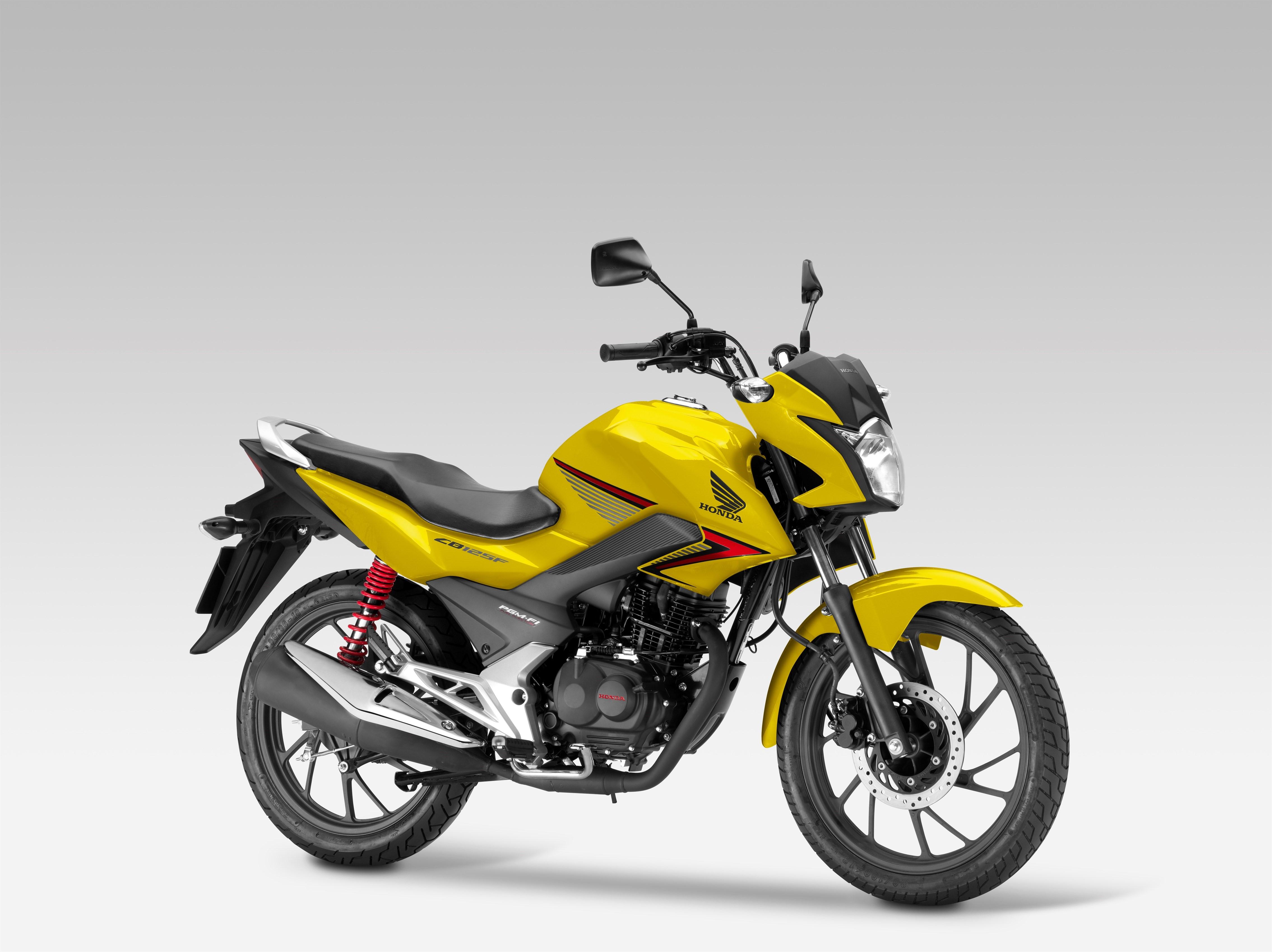 Honda CB 2015 #10