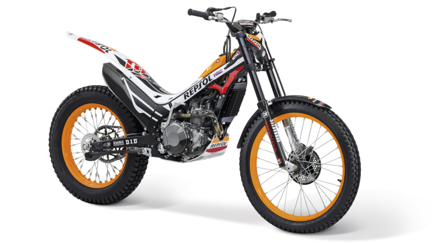 Montesa Cota 4RT Race Replica