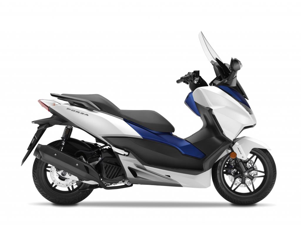 2017 Forza 125