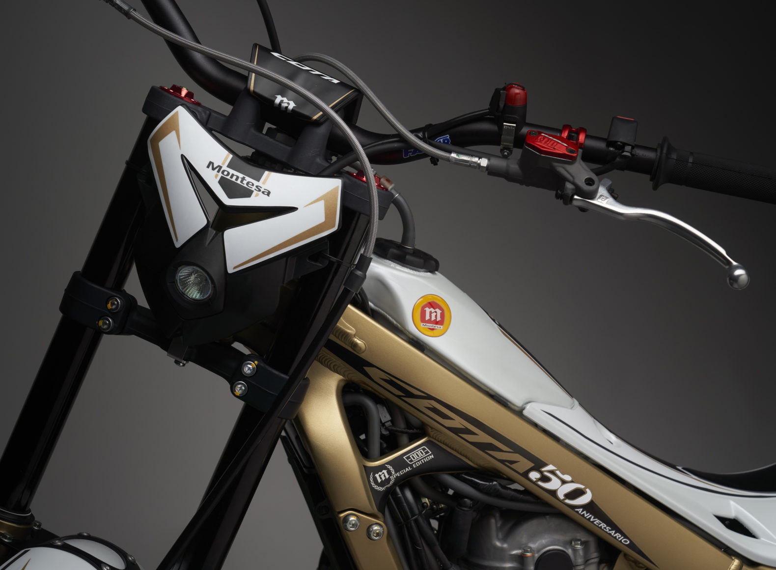 Montesa Cota 300RR 50th Anniversary Edition