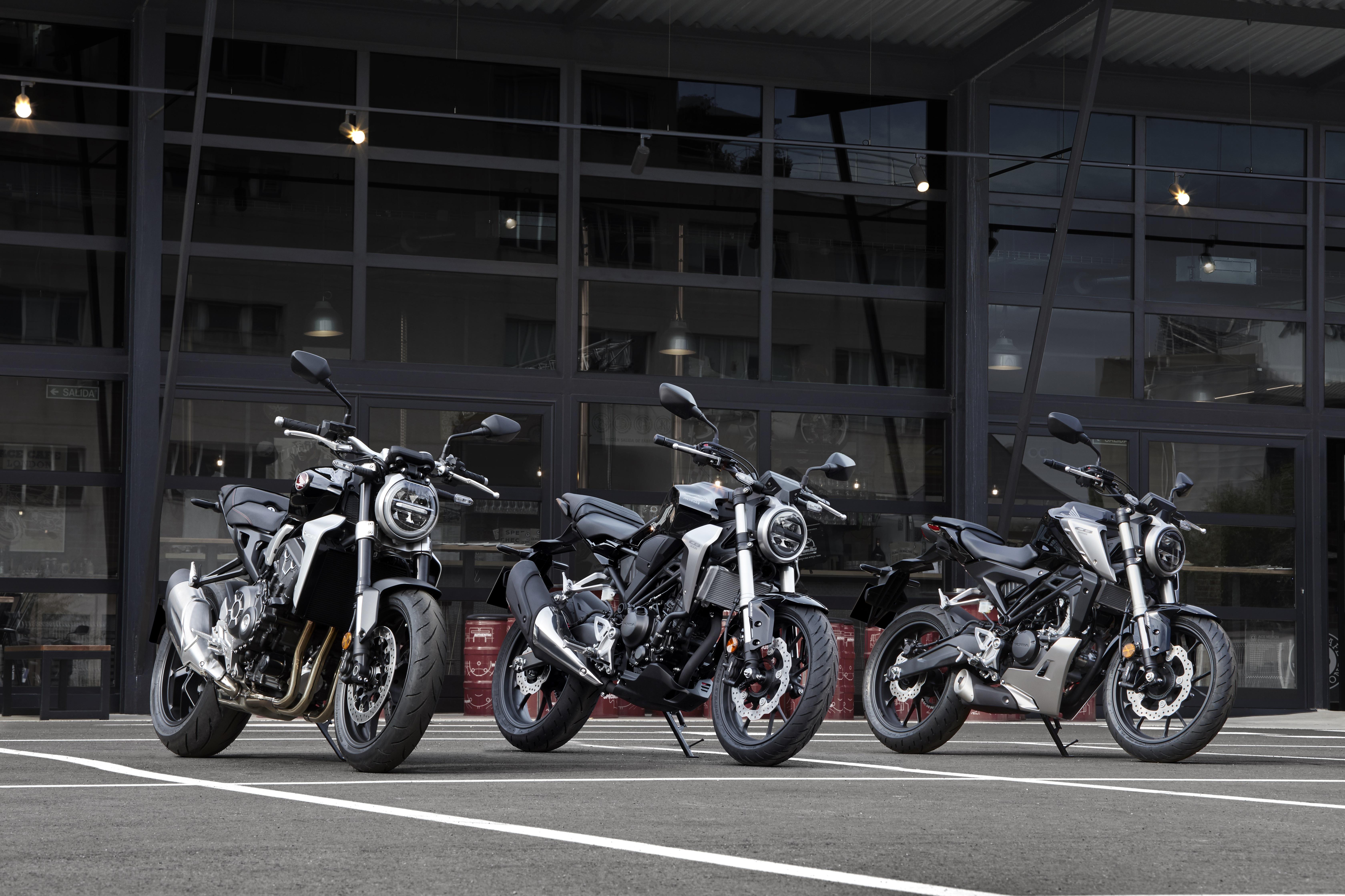 Honda Neo Sports Cafe Range
