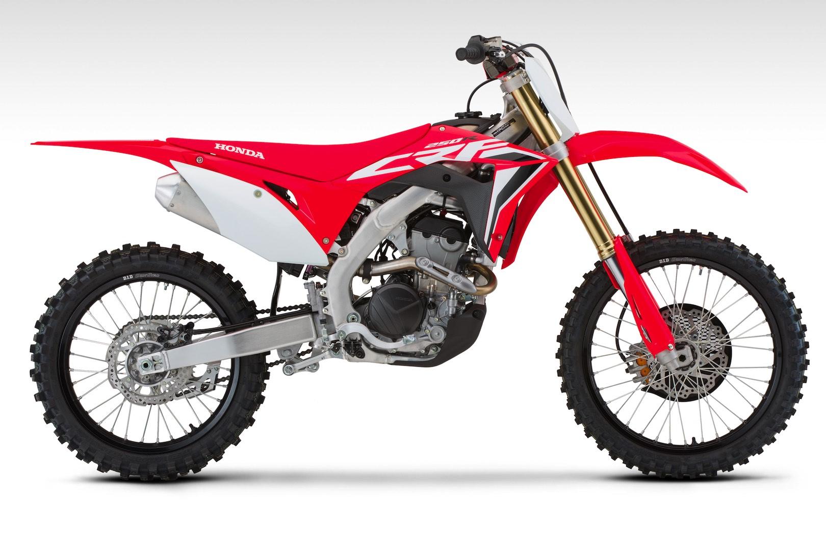 2020 Honda Offroad Range