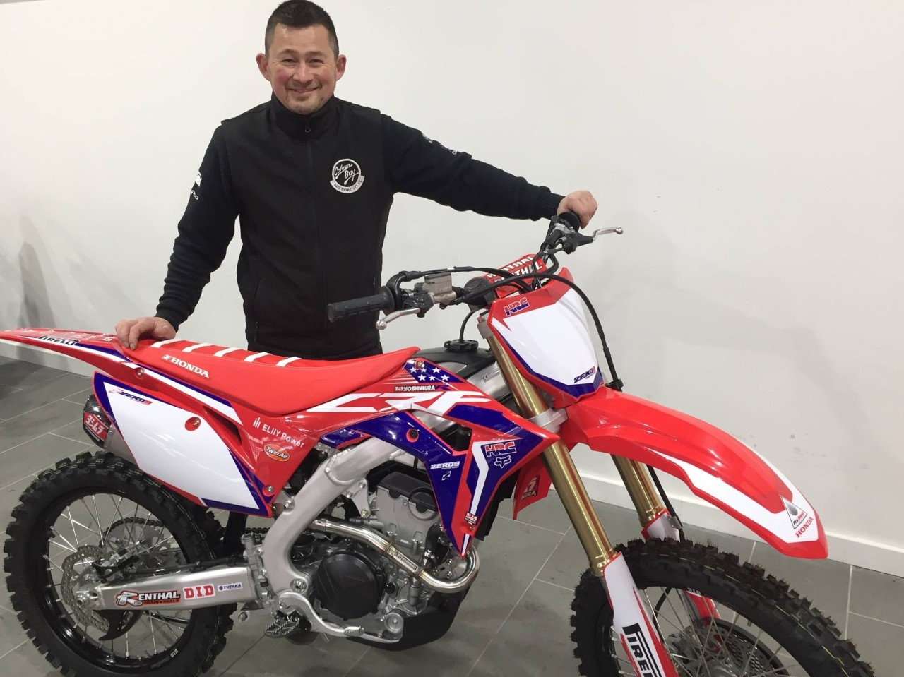 2019 CRF Special Edition Price Reduction
