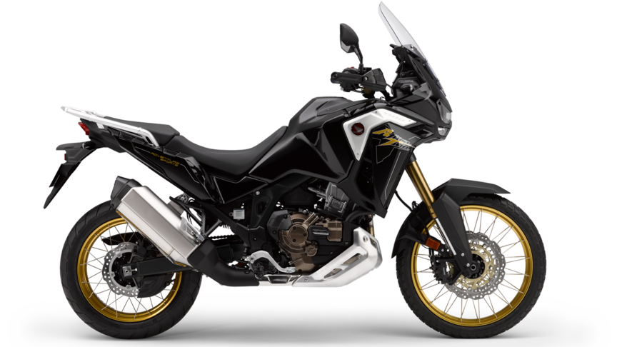 2020 Africa Twin Electronic Suspension