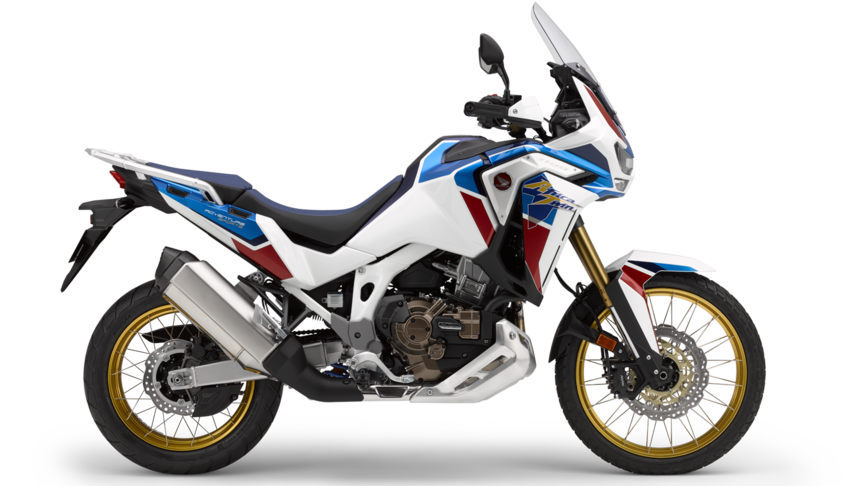 2020 Africa Twin Adventure Sports