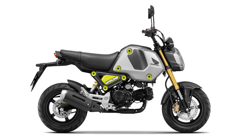 2021 Honda MSX125 Grom