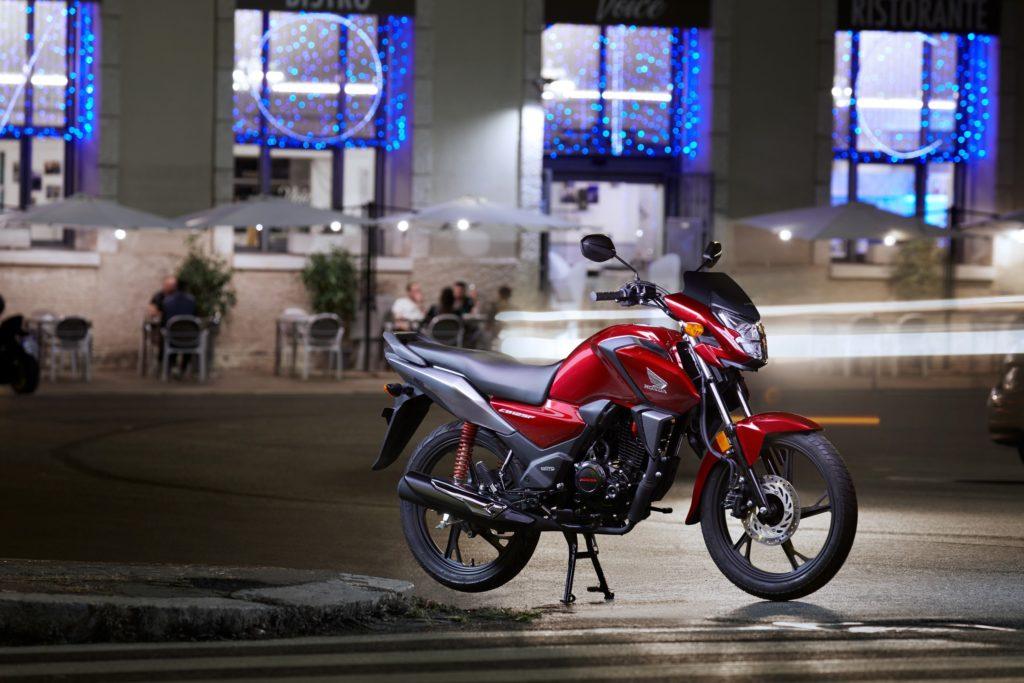 2021 Honda Motorcycles